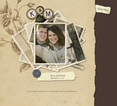 Wedding Website - Kacie/Mark's Wedding