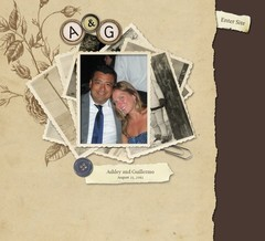 Wedding Website - Ashgui12